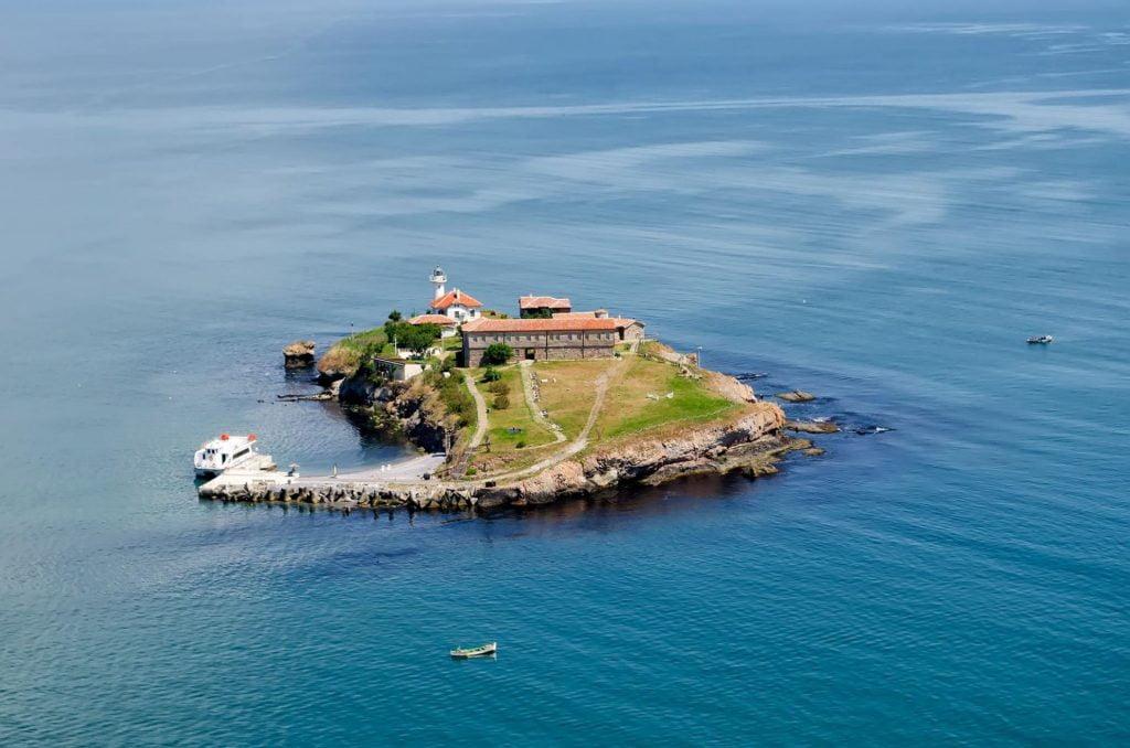 Saint Anastasia Island Bulgaria