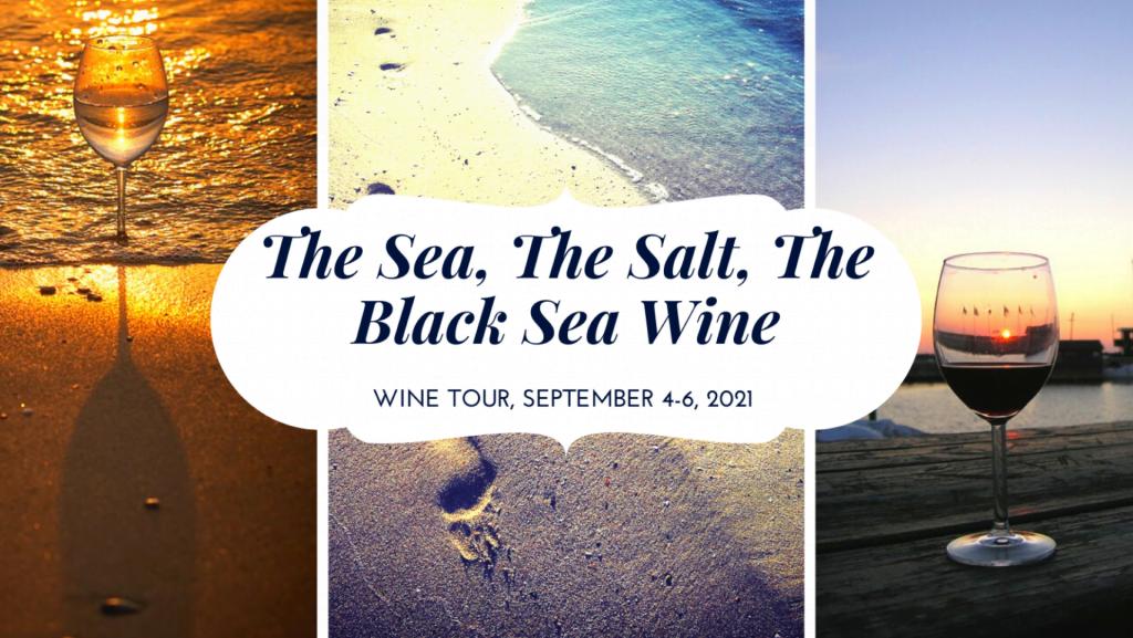 Wine tour The Sea, The Salt, The Black Sea Wine
